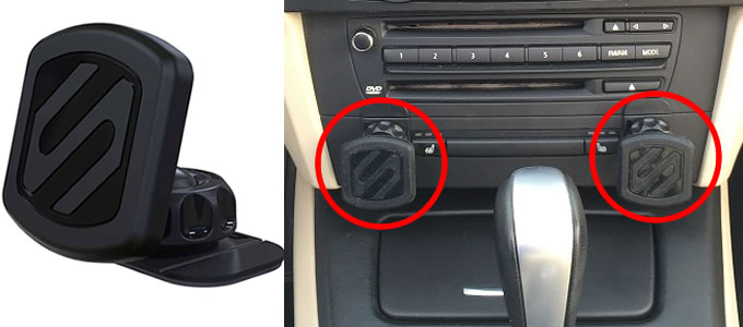 MAGNETIC DASH MOUNT